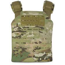 Viper Lazer MOLLE Airsoft Military Army Armour Plate Carrier Vest Rig MTP V-Cam