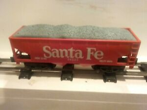 American Flyer 24225 Santa Fe hopper car