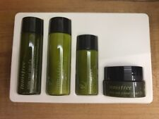 Innisfree olive real EX Special Kit 4items Skin+Lotion+Serum+Cream SEE DESC.