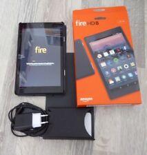 Amazon Fire HD 8 (7. Generation) 16 GB, WLAN, 20,3 cm (8 Zoll) - Schwarz