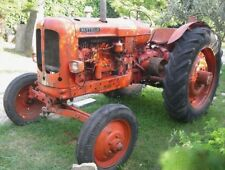 Nuffield Antique Tractors