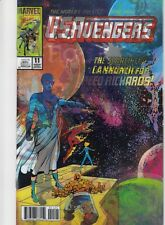 US AVENGERS #11 CHRISTIAN WARD LENTICULAR COVER MARVEL LEGACY