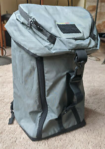 X-PAC Panel Loading Backpack Bag w/Fidlock closure Commute, Travel Laptop USA