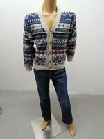 Cardigan BROOKSFIELD Uomo Taglia Size XL Sweater Man Pull Homme P6476