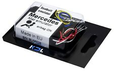 For Mercedes GL-Class x164 Bypass Seat Occupancy Mat Sensor Airbag SRS Emulator