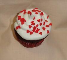 Hearts,Red,Sprinkles,Sequins,Valentines,DecoPac,Edible Decoration,Wedding