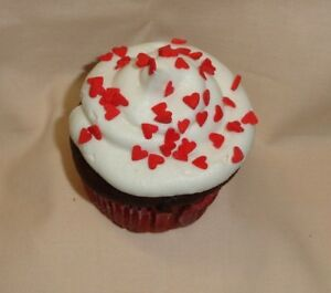 Hearts,Red,Sprinkles,Sequins,Valentines,DecoPac,Edible Decoration,Wedding