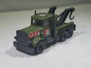 Vintage Matchbox Heavy Wrecker Tow Truck LQQK