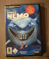 Findet Nemo Action-Game (PC/Mac, 2003, CD-Rom)