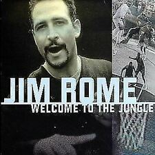 Welcome to the Jungle by Jim Rome (CD, Sep-1998, Out Post)