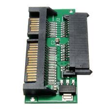 1.8 Micro SATA TO 7+15 2.5 inch SATA Adapter Converter Card - L49