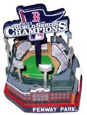 Boston Red Sox 2013 World Series Champions Replica Stadium Fenway Park! Rare