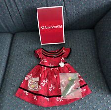 AMERICAN GIRL Cecile's Special Dress Pearls, Ribbon NIB