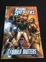 Marvel Young Avengers Vol 2 Family Matters Premier Edition Direct Edition HC New