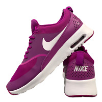 Nike Air Max Thea Women's Shoes Size Uk 4 Purple Sports Casual Trainers EUR 37.5