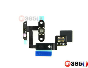 Nappe Bouton ON/OFF Power demarrage  IPAD6 ipad air2 A1566 A1567 ...