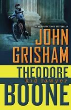 Theodore Boone: Kid Lawyer 1 by John Grisham (2010, Hardcover) First Edition