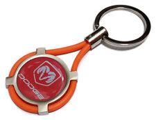 Portachiavi DODGE auto moto keyring MADE IN ITALY idea regalo OR