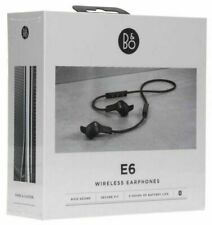 Bang & Olufsen Beoplay E6 In-ear Wireless Earphones - Black