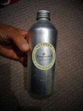 Ancien Flacon de Parfum VIDE en Aluminium Eau de Toilette