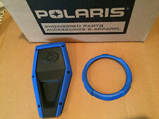 2014 POLARIS RZR XP 1000 -STEERING WHEEL AND CLUSTER UPGRADE-VOODOO BLUE-d7