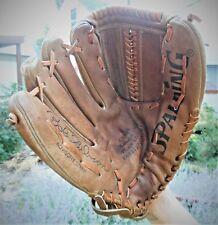 Bob Gibson model Spalding baseball glove; Vintage treasure