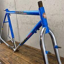 "Vintage Schwinn Sierra Frame Set MTB 20"" 23"" Chrome 80s Mountain Bike"