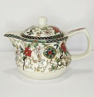 Porcelain Chinese Personal Teapot with Infuser