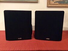 PARADIGM ADP-170 v2 SURROUND SPEAKERS PROFESSIONALLY REFOAMED EXCELLENT SOUND!!!