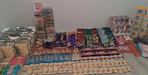 Wholesale joblot sweets confectionery Chocolate Candyfloss Shop Carboot RRP£600