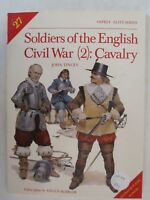 Osprey - Soldiers of the English Civil War (2) Cavalry (Elite 27)