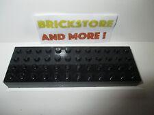 Lego - 1x Brick Brique 4x12 12x4 4202 Black/Noir/Schwarz