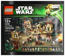 LEGO Star Wars 10236 Ewok Village Return of the Jedi - OPEN BOX SEALED BAGS 100%