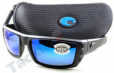 Costa RFL01OBMGLP Rafael Sunglasses 580G Blue Mirror Lens Blackout Frame!