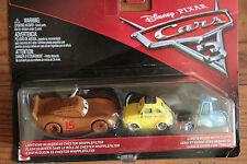 Disney Pixar Cars 3 Lightning McQueen Chester Whipplefilter. Unbranded