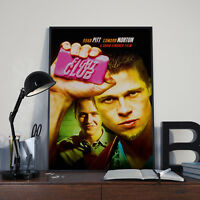 Fight Club -  Movie Film Poster Print Picture A3 A4