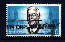 SOUTH AFRICA - SUD AFRICA - 1966 - Morte di H. F. Verwoerd