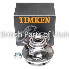 Land Range Rover Sport LR3 LR4 Front Hub Bearing Axle Wheel + NUT OEM Timken GEN