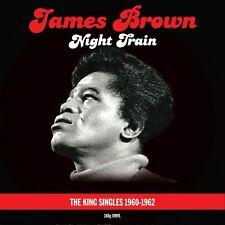 James Brown - Night Train - The King Singles 1960-1962 (2LP Gatefold 180g Vinyl)
