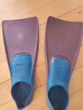 SPORTI used kids practice swim fins size 3youth
