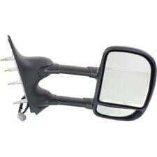 For E-250 09-13, Passenger Side Mirror, Textured Black