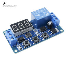 12V LED Home Automation Delay Timer Control Switch Relay Module Digital display