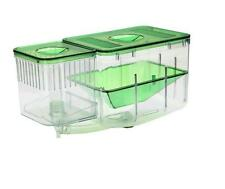 Aquarium Nursery automatic Fish Tank Breeder Box New Breeding system Fish Bowl