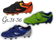 Fußballschuhe Atmungsaktiv NEU Kinder Stollen Schuhe Sportschuhe Gr.31-36 2066