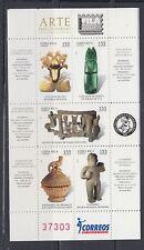 Costa Rica 2007 Pre Columbian Art Sc 602 MNH