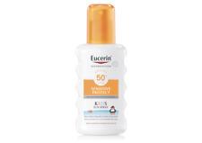 Eucerin Kids Sun Spray SPF 50+ spray solare corpo bimbi 200ml