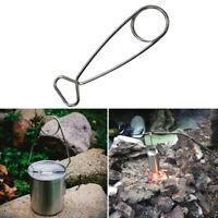 Camping water cup hook pot bottle hanger hanging tool pot hanging hook