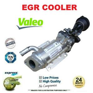 VALEO EGR Cooler for RENAULT Scenic 2.0 dCi 16V 2006-2009