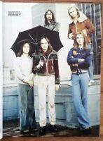 GENESIS 'umbrella' magazine PHOTO/Poster/clipping 11x8 inches