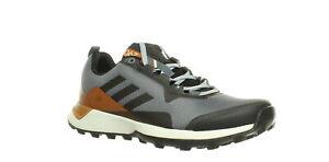 Adidas Mens Terrex Cmtk Grey Four/Black/Tech Copper Hiking Shoes Size 6